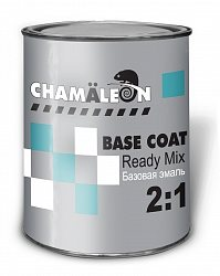 CHAMAELEON READY MIX MERCEDES 744 1л brillantsilber ME