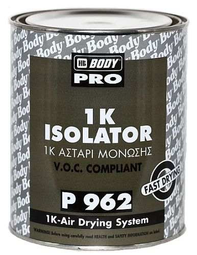 Грунт BODY PRO P962 Isolator 1K